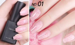 Velvet Nail Glue Customized Longlasting Nail Beauty for One Month