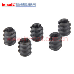 Internal and External Thread Designed Self Tapping Insert Nut pictures & photos