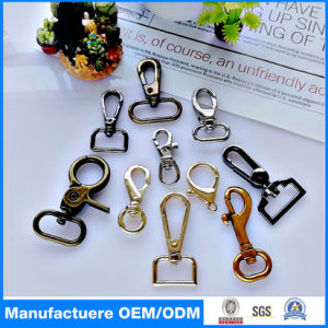 OEM ODM Custom Metal Hardwares for Bags, Shoes and Garments