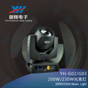 Professional 230W Sharpie Moving Head Beam Light