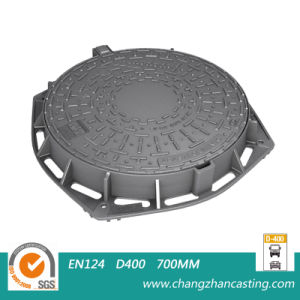 C250 Slow Moving Heavy Traffic Solid Manhole Covers