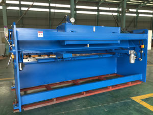 High Precision Hydraulic Shear Machine (QC12Y-16X3200) pictures & photos
