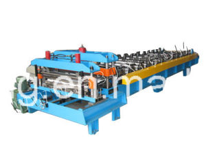 Steel Tile Single Press Moldforming Machine pictures & photos
