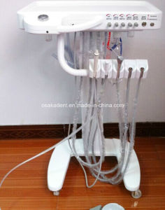 Portable Dental Units with Saliva Ejector (TOP sale in Europe) pictures & photos