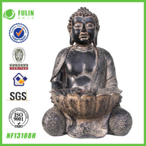 Waterfall Tabletop Buddha Fountains Outdoor (NF13108H)