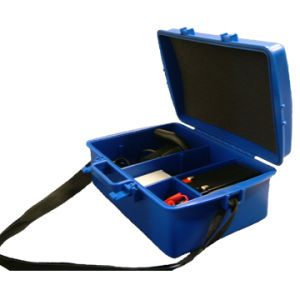 Tool Box, Includes Air Pump, Transformer and Lead-acid Battery