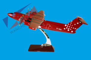 Plane Model (RESIN-DHC-7) pictures & photos