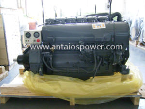 Deutz 6 Cylinder Diesel Engine (F6L912T) pictures & photos