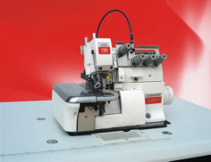 High-Speed Overlock Sewing Machine for 4 Thread Back Reverse Sewing (ZG752-181)