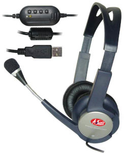 USB Headphone (USB900)