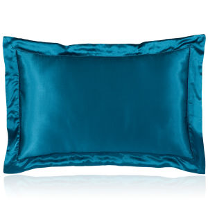 China Dyed Plain Silk Pillow Cases China Silk