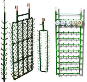 China Zinc Plating Racks - China Plating Rack, Pcb Plating Rack