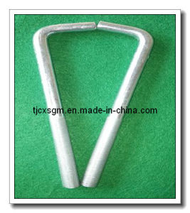 M24 of L Shape Anchor Bolt