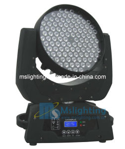 LED Stage Light/180*3W RGBW LED Moving Head Wash Light pictures & photos