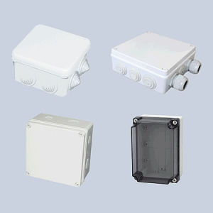 Water-Proof Connection Box & Junction Box