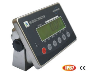 Digital Weight Ce Approval Weighing Indicator (XK3119WP)