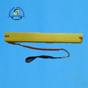 XPE Plastic Yellow Color Rescue Tupe