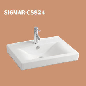 Novel Design Smooth Cloakroom Washing Basin