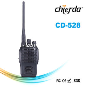 Dustproof &Waterproof with IP-66 Approval Walky Talky (CD-528)