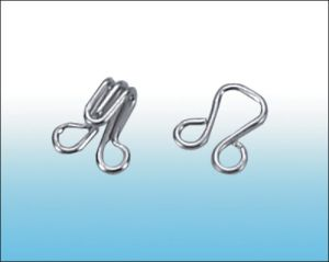Dress Hook, Clothing Hooks, Hook & Eye Tapes (A-222) pictures & photos