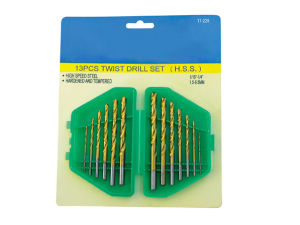 13PCS Twist Drill Sets (H1303)