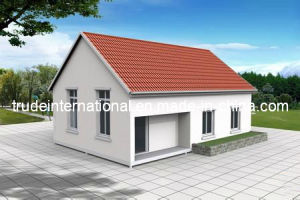 Steel Prefabricated/Prefab/Modular House for Private Living House pictures & photos