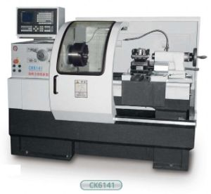CNC Lathe Machine with CE Approved (CNC Lathe CK6141 CK6146) pictures & photos
