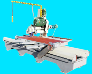 Manul Stone Edge Cutting Machine (QSY)