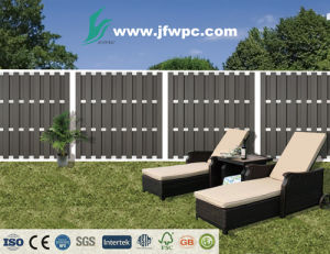 China Outdoor Patio WPC+Alu Easy Installation Fence   China Railing, Outdoor