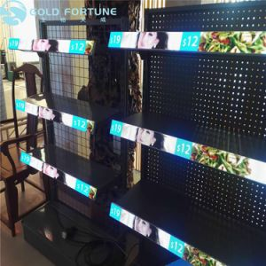 Just Hd P1.25 Cob Indoor Led Shelf Strip Display Screen Signage Led Video Screen For Store Cheapest Price From Our Site Optoelectronic Displays Electronic Components & Supplies