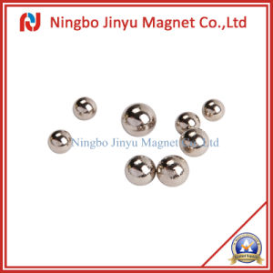 Sintered NdFeB Ball Magnet with Different Sizes