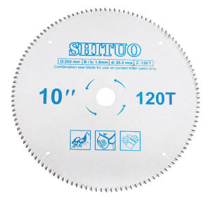 Portable Tct Saw Blade for Cutting Wood 125*1.8*20*50z pictures & photos
