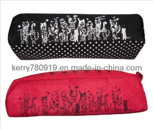 600d Fashion Printing Pencil Bag/Cosmetic Bag (DH-LH63027)