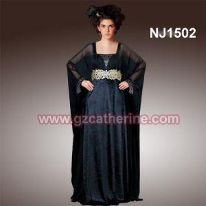 743d090e7cb China Dark Blue Velvet Butterfly Long Turkish Kaftan Evening Dresses ...