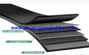 Water Stop Ep /Nn Rubber Conveyor Belt ISO Standard