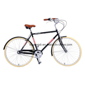 700c City Bike/Bicycle, Fixed Bike/Bicycle 1-SPD (YD16CT-70505) pictures & photos