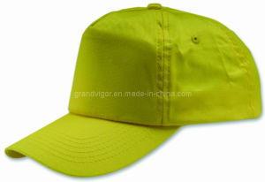 Plain Five Panels Promotional Hat with Many Colors Assortment pictures & photos