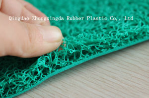3G PVC Foam Backing Cushion Mat