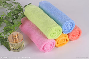 100% Cotton Face Towel (colors)