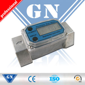 Electronic Turbine Flow Meter /Oil Electronic Flow Meter (CX-WLTFM) pictures & photos