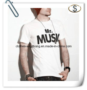 2014 New Arrival Men Fashion Slim Round-Callor Short Sleeve T Shirt