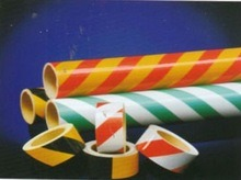 Colorful Reflective Warning Tape pictures & photos