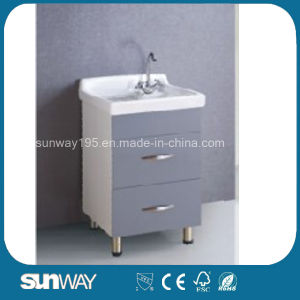 Hot Sale Sanitary Ware Laundry Cabinet pictures & photos