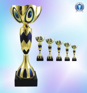 China Marble Base/Plastic Parts/Assembled Trophy - China
