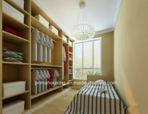 Tranditioanl Europe Residential Bedroom Wardrobe pictures & photos