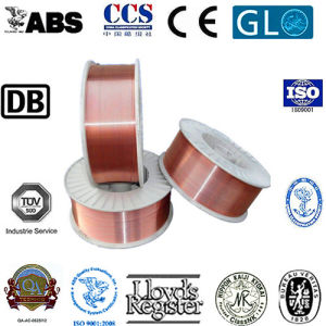 Ce TUV Certificates Copper Coated Welding Wire/CO2 Wire/MIG Wire Er70s-6 pictures & photos
