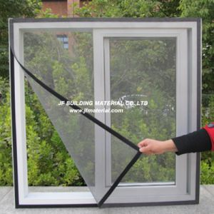 DIY Window Screen Velcro Mosquito Net Window pictures & photos
