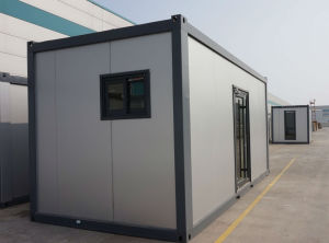 Popular Labor Camp Container House Accommodation with Sanitary pictures & photos