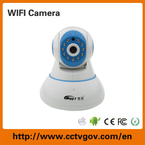 720p HD Real-Time Video Monitor WiFi Wireless CCTV Surveillance Camera pictures & photos