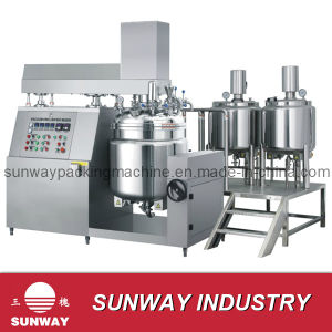 100 L Vacuum Homogenizing Machine pictures & photos